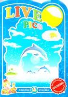 Кошкін Борис Live pics. Книга 3 978-617-591-090-0