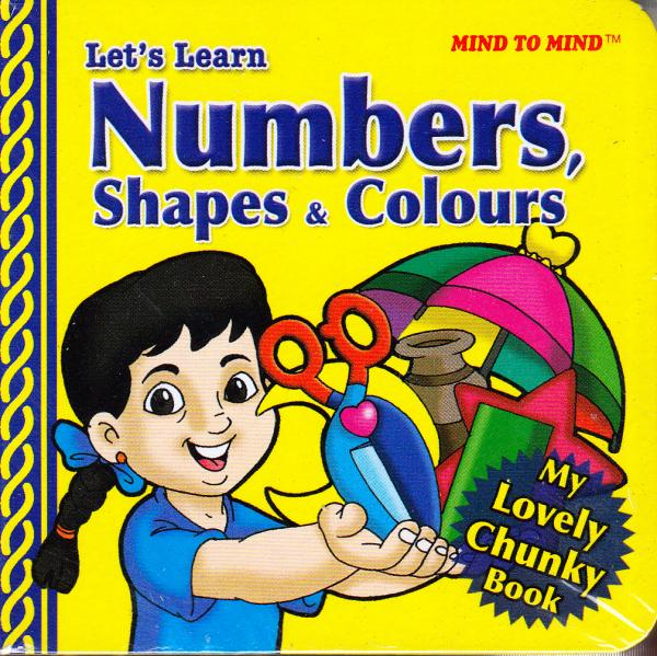 Numbers, Shapes and Colours