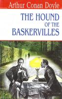 Артур Конан Дойл The Hound of the Baskervilles 978-617-07-0308-8