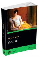 Остін Джейн = Jane Austen Emma 978-617-7489-77-0
