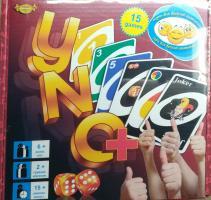 УНО+ 15 ігор