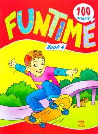 Funtime: Book 4. Розмальовка 978-966-08-2327-3