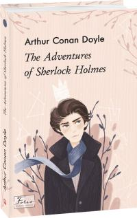 Arthur Conan Doyle The Adventures of Sherlock Holmes 978-966-03-9365-3
