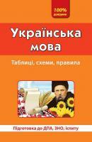 Терещенко В. Українська мова. Таблиці, схеми, правила 978-966-284-001-8