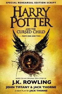 Роулінг Джоан (J.K. Rowling) Harry Potter and the Cursed Child. (Гаррі Поттер 8) 978-1-338-09913-3