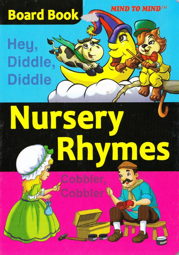 Board Books Nursery Rhymes