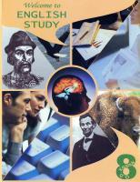 Карп'юк О.Д. Welcome to English Study. 8 кл. Підручник з англійської  мови 966-7946-19-3