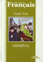 Золя Э. Жерминаль: Книга для чтения на французском языке 5-89815-503-1