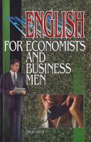 Шпак В., Мустафа О. Англійська для економістів і бізнесменів 966-642-007-4