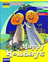 Зінов'єва Л. О., Омеляненко В. І. Happy Holidays. Stories for reading and discussing. Щасливі свята. Оповідання для читання та обговорення 978-966-404-591-6