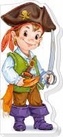 Меламед Геннадій Пірати, лицарі, ковбої 978-966-74-7694-6