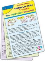 Столяренко А. Українська мова. 1-4 класи 978-617-7576-08-1