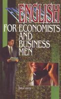 В. Шпак, ... Англійська для економістів і бізнесменів: Підручник 978-966-642-375-х