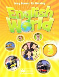 Bowen M., Hocking L. English World 3 Pupil's Book +eBook Pk (+CD) 9781786327079