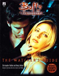 Christopher; Holder Nancy Golden Buffy the Vampire Slayer : The Watcher's Guide. [used]