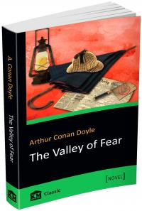 Arthur Conan Doyle The Valley of Fear 978-617-7489-15-2