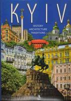 Ференцева Юлія Kyiv.History, architecture, traditions 978-966-8137-71-6
