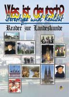 Гінка Богдан Іванович, Зінь Роман Михайлович Was ist deutsch?: Stereotype und Realitat. Reader zur Landeskunde.