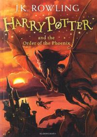 Джоан Кэтлин Роулинг Harry Potter and the Order of the Phoenix 978-1-4088-5569-0