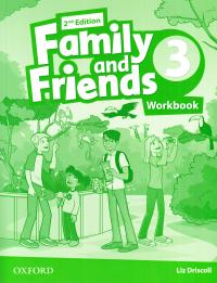 Family and Friends 2nd Edition 3 Workbook 9780194808064