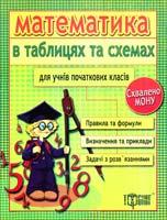 автор-упоряд. Курганов С. Ю. Математика в таблицях та схемах для учнів початкових класів 978-611-030-057-5