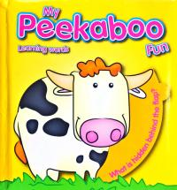Learning Words (Maxi Peekaboo) Board book. (букіністика). (картонка)