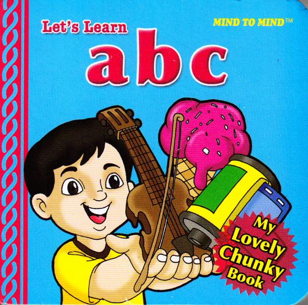 My Lovely Chunky Books ABC