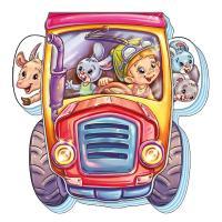 Сонечко Ірина На дорозі. Трактор-трудівник 978-966-74-9298-4