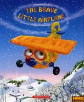 Вовк Наталя The Brave Little Airplane 978-617-585-019-0