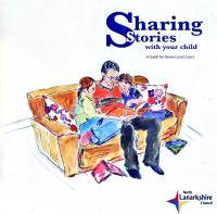 Sharing Stories with your child. [used]
