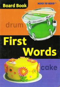 Board Books First words 9789673310517