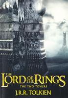Толкин Джон = J.R.R. Tolkien The Lord of the Rings: Two Towers 978-0-00-748833-9