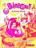 Юлія Іванова, Jim Whalen Робочий зошит з англійської мови НМК Bingo! 2 рівень 978-966-2654-30-1