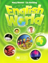 Bowen M., Hocking L. English World 4: Pupil's Book+CD ROM+Macmillan Practice Online 978-1-78632-708-6