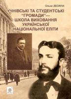 Збожна Ольга Михайлівна Учнівські та студентські