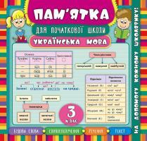 Собчук О. С. Українська мова. 3 клас 978-966-284-516-7