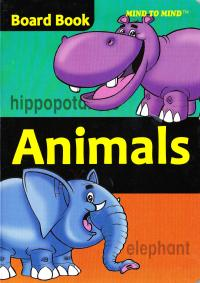 Board Books Animals 9789673310166