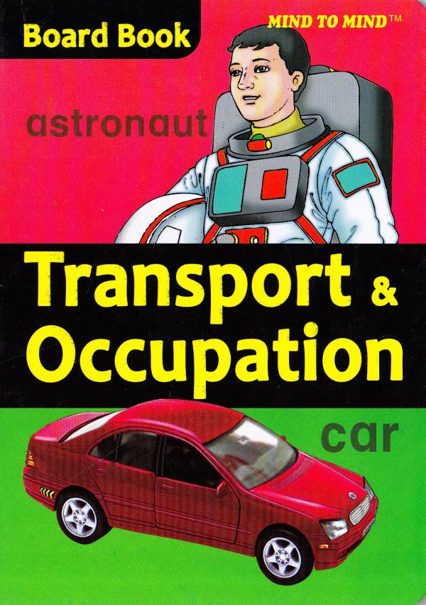 Board Books Transport and Occupations