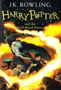 Джоан Кэтлин Роулинг Harry Potter and the Half-Blood Prince 978-1-4088-5570-6