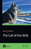 Джек Лондон The Call of the Wild 978-966-948-214-3