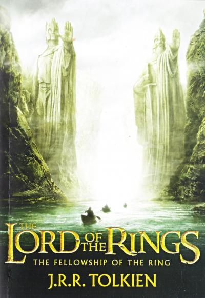 Толкин Джон = J.R.R. Tolkien The Fellowship of the Ring