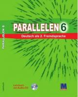 Басай Надія «Parallelen 6 Testheft + Audio CD-MP3» 978-617-7074-92-1
