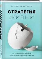 Бирюлин Святослав Стратегия жизни. Как спланировать будущее, наполненное смыслом и счастьем 978-966-993-332-4