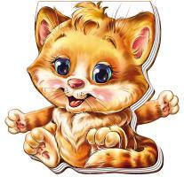 Сонечко Ірина Забавные лапки. Котёнок