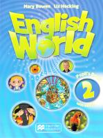 Bowen M., Hocking L. English World 2 Pupil's Book + eBook (+CD) (книга на английском языке) 9781786327062