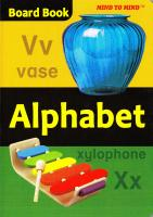 Board Books Alphabet 9789673310142