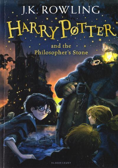 Джоан Кэтлин Роулинг Harry Potter and the Philosopher's Stone