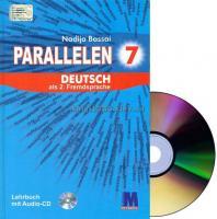 Басай Надія Підручник «Parallelen 7 Lehrbuch mit CD» 978-617-7074-94-5