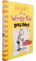 Кінні Джеф Diary of a Wimpy Kid. Dog Days. Book 4 978-0141331973