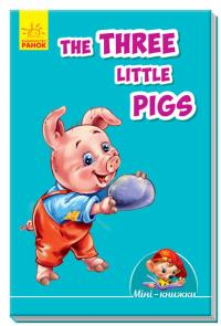 The Three Little Pigs 978-966-74-8886-4